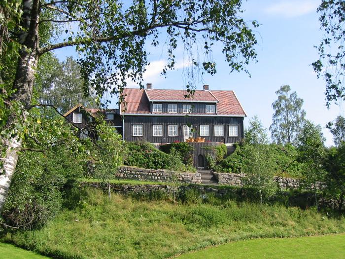 Rotnes Bruk – et storgårdsmiljø med historie tilbake til eldre jernalder