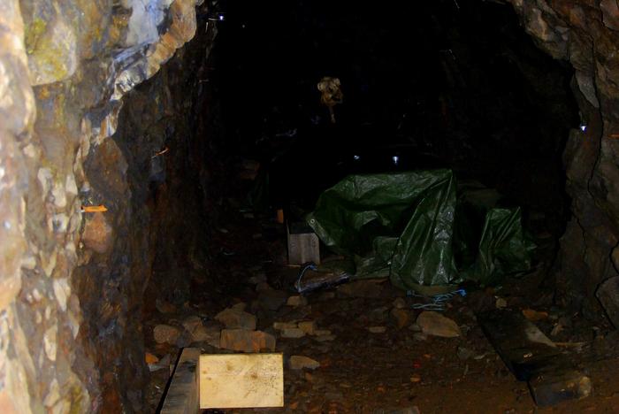 Den gamle gruven i Lillomarka
