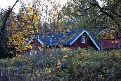 Plassen Jenserud i Nordmarka