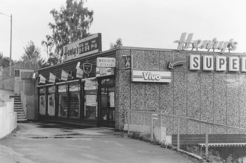 Henry's Supermarked i Stasjonveien