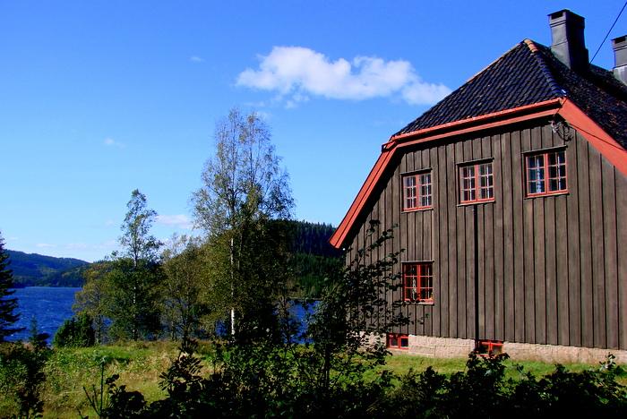 Jaktslottet Råsjøen