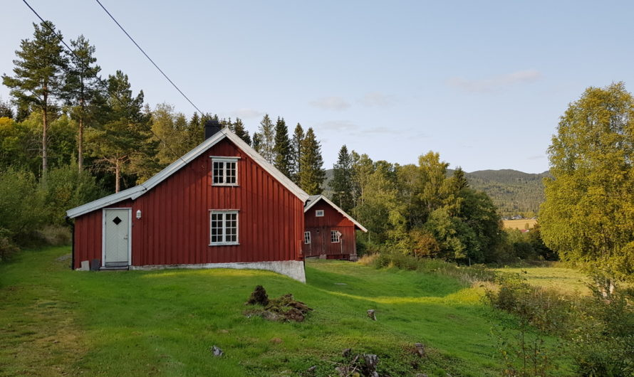 Husmannplassen Lysaker i Hakadal
