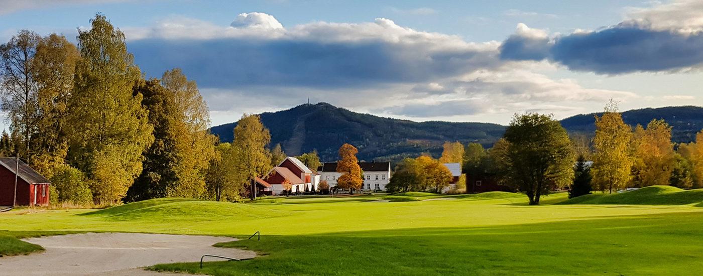 Aas Gård golfbane